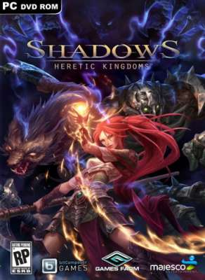Shadows. Heretic Kingdoms Book One Devourer of Souls