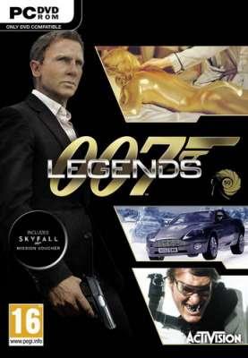 James Bond 007 Legends / Джеймс Бонд Агента 007