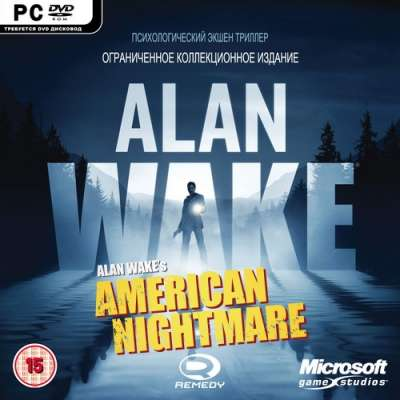 Alan Wakes American Nightmare / Алан Уэйк Американский Ужас
