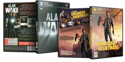 Alan Wake Dilogy / Алан Уэйк Дилогия