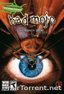 Bad Mojo The Roach Game / Bad Mojo Путь таракана