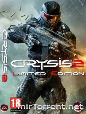 Crysis 2 Limited Edition / Кризис 2