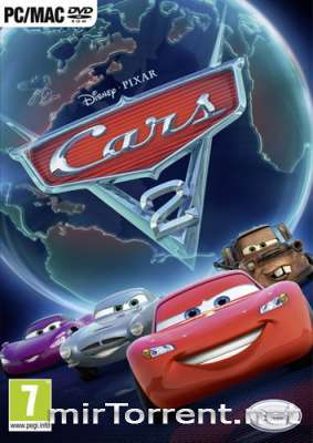 Cars 2 The Video Game / Дисней Тачки 2
