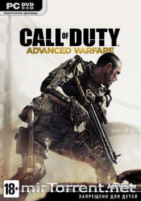 Call of Duty Advanced Warfare Pro Edition / Кал оф Дьюти Адвансед Варфаер