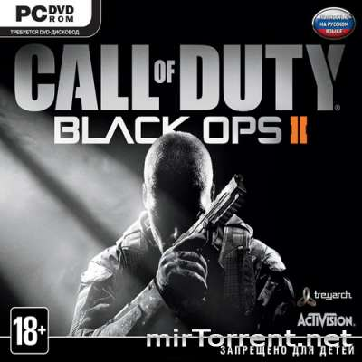 Call of Duty Black Ops 2 / Кал оф Дьюти Блек Опс 2