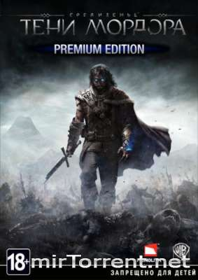 Middle-earth Shadow of Mordor GOTY Edition / Средиземье Тени Мордора Золотое Издание