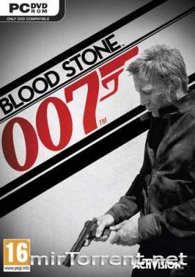 James Bond 007 Blood Stone / Джеймс Бонд 007 Блудстоун