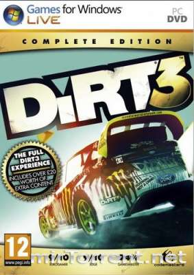 Dirt 3 Complete Edition / ���� 3 ������ �������