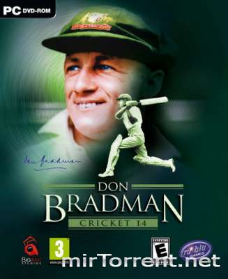 Don Bradman Cricket 14 / Дон Брэдман Крикет 14
