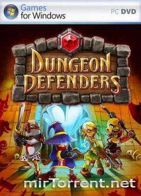 Dungeon Defenders / Данжен Дефендерс
