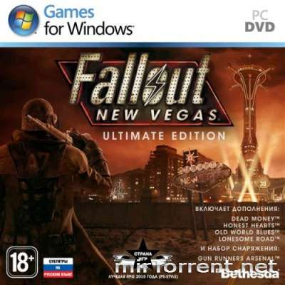 Fallout New Vegas Ultimate Edition / Фоллаут Нью Вегас Ультимейт Эдишн