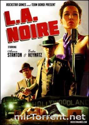 L.A. Noire The Complete Edition / Ла Ноир Компликт Эдишн
