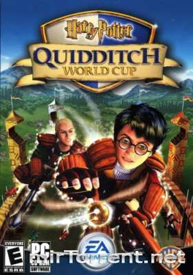 Harry Potter Quidditch World Cup / Гарри Поттер и Чемпионат мира по квиддичу