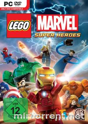 LEGO Marvel Super Heroes / ЛЕГО Марвел Супергерои