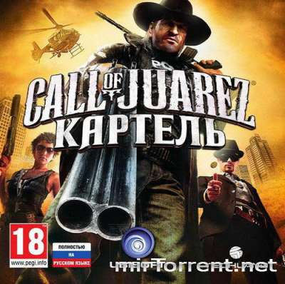Call of Juarez The Cartel Limited Edition / Кал оф Джарес Зе Картель