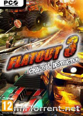 FlatOut 3 Chaos and Destruction / Флатаут 3 Хаос и Разрушение