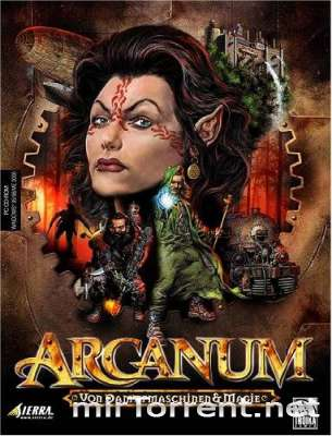 Arcanum Of Steamworks and Magick Obscura / Арканум