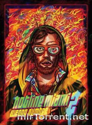 Hotline Miami 2 Wrong Number / Хотлайн Майами 2 Вронг Намбер