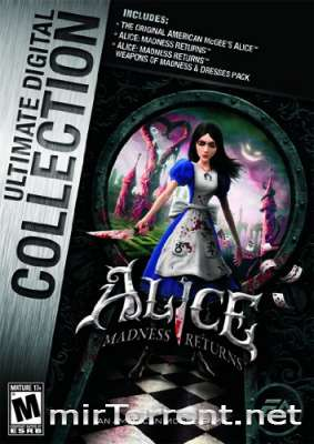 Alice Madness Returns / Алиса Маднес Ретурн