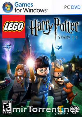LEGO Harry Potter Years 1-4 / ���� ����� ������ ���� 1-4