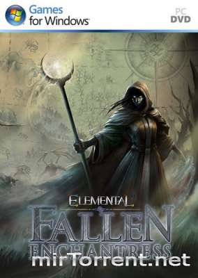 Elemental Fallen Enchantress / Элементали Фален Энчантрес