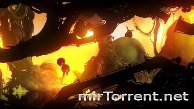 BADLAND Game of the Year Edition / БЕДЛЕНД Золотое Издание