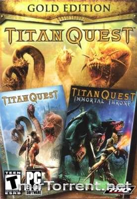 титан квест через торрент скачать
