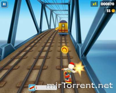 Subway Surfers / Сабвей Серф