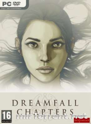 Dreamfall Chapters Book Three Realms / Дримфол Чаптерс Бук Фри Реалмс
