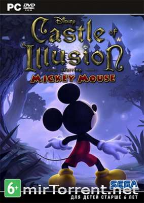 Disney Castle of Illusion starring Mickey Mouse / Дисней Кастле оф Иллюзион старинг Микки Маус