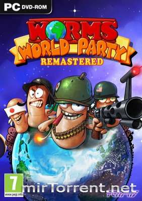 Worms World Party Remastered / Вормс Ворлд Пати Ремастер