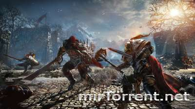 Lords of the Fallen / Лордс оф зе Фален