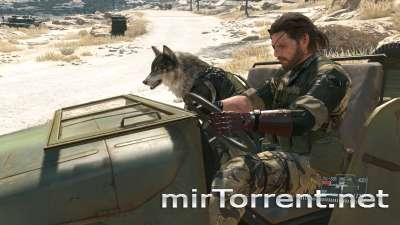 Metal Gear Solid V The Phantom Pain / Метал Геар Солид 5 Зе Пантом Паин