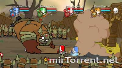 Castle Crashers / Кастл Крашерс