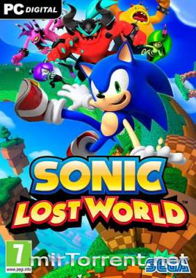 Sonic Lost World / Соник Лост Ворлд