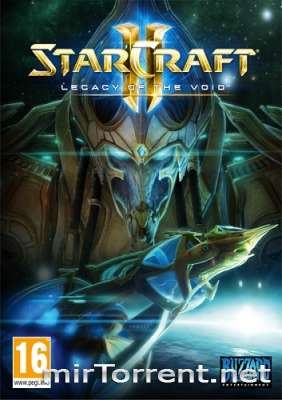 StarCraft 2 Legacy of the Void / СтарКрафт 2 Легаси оф зе Войд