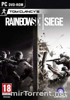 Tom Clancys Rainbow Six Siege / Том Клэнси Раинбов Сикс Осада