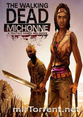 Walking Dead Michonne / Валькин Дед Михоне