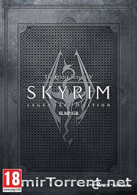The Elder Scrolls V Skyrim Legendary Edition (SLMP-GR) / Элдер Скролс 5 Скайрим Легендари Эдишн
