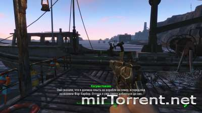 Fallout 4 Far Harbor / Фоллаут 4 Фар Харбор