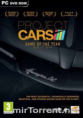 Project CARS Game of the Year Edition / Проект КАРС Гейм оф зе Еар Эдишн