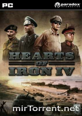 Hearts of Iron IV / Хеарт оф Айрон 4