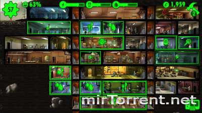 Fallout Shelter PC / Фоллаут Шелтер