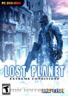 Lost Planet Extreme Condition Colonies Edition / Лост Планет Экстрим Кондишн Колониес Эдишн