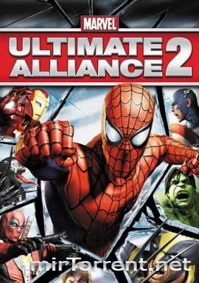 Marvel Ultimate Alliance 2 / Марвел Ультиматум Альянс 2