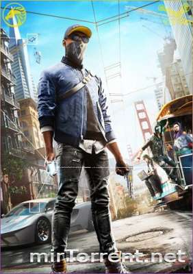 Watch Dogs 2 Digital Deluxe Edition / Вотч Догс 2 Диджитал Делюкс Эдишн