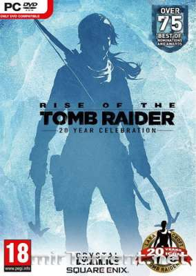 Rise of the Tomb Raider 20 Year Celebration / Рисе оф зе Томб Райдер 20 Еар Целебратион