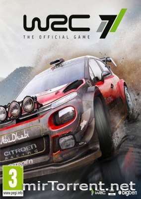 WRC 7 FIA World Rally Championship / ВРЦ 7 ФИА Ворлд Ралли Чемпионшип