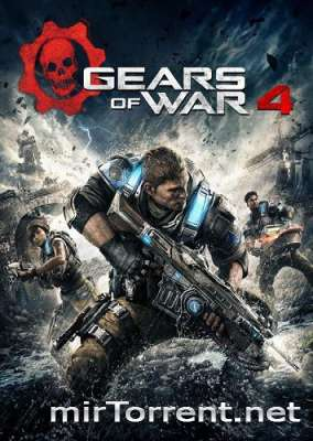Gears of War 4 / Гирс оф Вар 4
