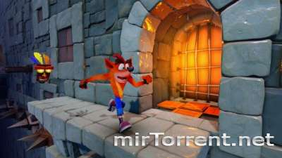 Crash Bandicoot N Sane Trilogy / Крэш Бандикут Н Сане Трилогия